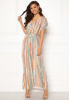 DRY LAKE Sunny Long Dress Carousel Print Bubbleroom.dk