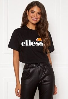 Ellesse El Alberta T-Shirt Antracite Bubbleroom.dk