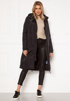 Ellesse Mundia Parka Jacket Outwear Black Bubbleroom.dk