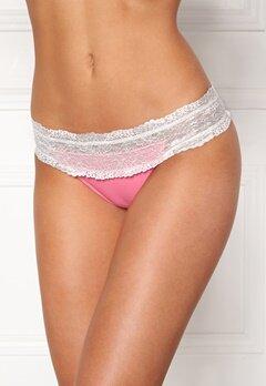Elsa & Rose Swimwear Hips Don't Lie Bottom Rosa/vit spets Bubbleroom.dk