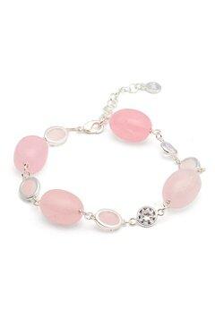 SNÖ of Sweden Emilia Mix Bracelet S/pink Bubbleroom.dk