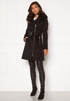 ROCKANDBLUE Enya Jacket Black/Black Bubbleroom.dk
