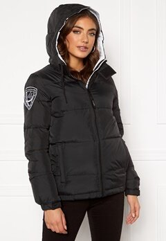 D.Brand Eskimå Jacket Black Bubbleroom.dk