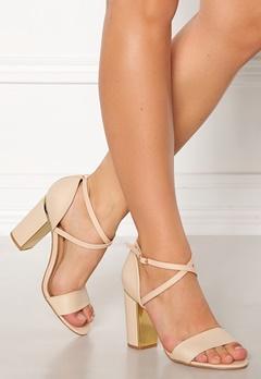 Truffle Fallon High Heel Sandals Nude Bubbleroom.dk