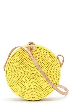 Farrow Rolling Roundie Bag Yellow Bubbleroom.dk