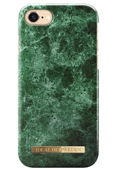 iDeal Of Sweden Fashion Case iPhone Green Marble Bubbleroom.dk