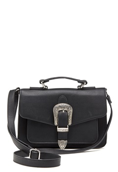 Pieces Faustine Cross Body Black Bubbleroom.dk