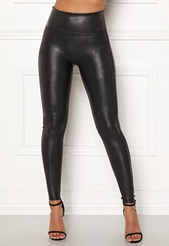 Spanx Faux Leather Leggings Black Bubbleroom.dk