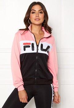 FILA Bronte Track Jacket Coral Blush Bubbleroom.dk