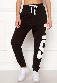 FILA Classic Basic Sweatpants Black Bubbleroom.dk