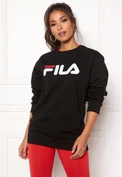 FILA Classic Pure Crew Sweat Black Bubbleroom.dk