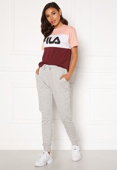 FILA Eider Sweat Pants B13 Light Grey Melan Bubbleroom.dk