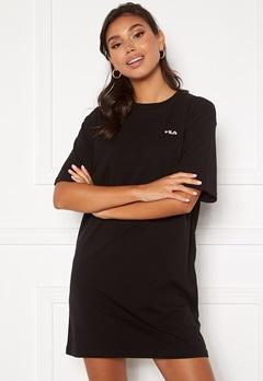 FILA Elle Tee Dress 002 Black Bubbleroom.dk