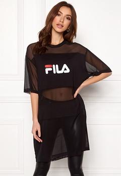 FILA Emily Tee Dress Black Bubbleroom.dk