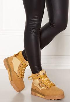 FILA Grunge Mid Wmn Boots Chipmunk Bubbleroom.dk