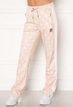 FILA Hamo AOP Track Pants A693 Sepia Rose-Bla Bubbleroom.dk