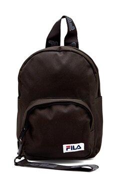 FILA Mini Strap Backpack 002 Black Bubbleroom.dk