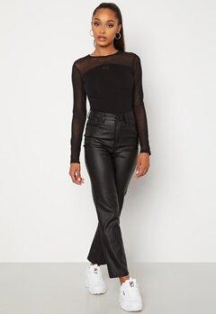 FILA Nena Long Sleeve Body 2 Black Bubbleroom.dk