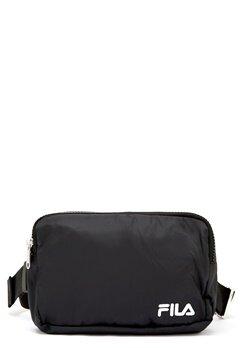 FILA Nylon Waist Bag Monki 002 Black Bubbleroom.dk