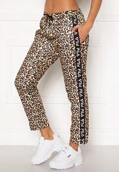 FILA Paniz Cropped Pants G03-allover leo Bubbleroom.dk