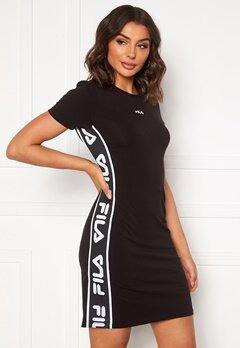 FILA Taniel Tee Dress 002 black Bubbleroom.dk