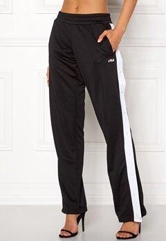 FILA Victoria Buttoned Pants Black Bubbleroom.dk
