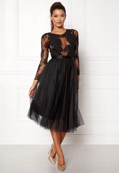 Ida Sjöstedt Flawless Skirt Black Bubbleroom.dk