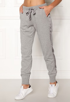 Odd Molly Flying High Trousers Light Grey Melange Bubbleroom.dk