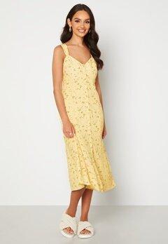 FOREVER NEW Frankie Button Through Sun Dress Lemonade Ditsy Bubbleroom.dk