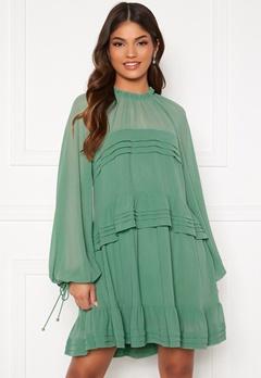 FOREVER NEW Inez Tiered Mini Dress Mint Bubbleroom.dk