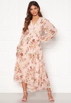 FOREVER NEW Raelynn Relaxed Midi Dress Modern Romance Bubbleroom.dk