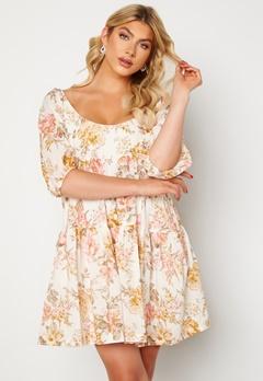 FOREVER NEW Rubi Cotton Babydoll Dress Vintage Splendor bubbleroom.dk