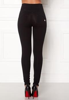 FREDDY Skinny Shaping HW Legging Black Jerse Bubbleroom.dk