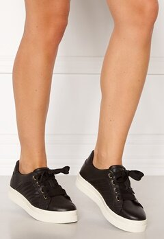 GANT Avona Low Lace Shoes G00 Black Bubbleroom.dk