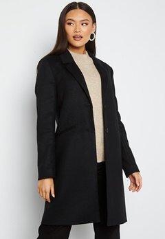 GANT Classic Tailored Coat 5 Black bubbleroom.dk