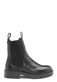 GANT Kelliin Chelsea Boot G00 Black bubbleroom.dk