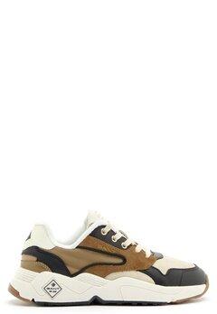 GANT Nicewill Sneaker Beige/Black Bubbleroom.dk