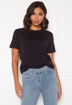 GANT The Original SS T-Shirt 5 Black Bubbleroom.dk