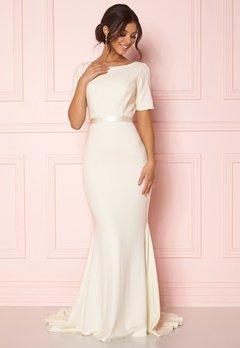 Zetterberg Couture Gavi Dress Light Creme Bubbleroom.dk