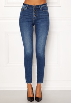 Guess 1981 Exposed Button Jeans Tabi Bubbleroom.dk