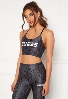 Guess Active Bra L Support Animal GBAMl Bubbleroom.dk