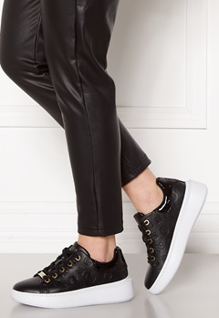 Guess Bradley Sneakers Black Bubbleroom.dk
