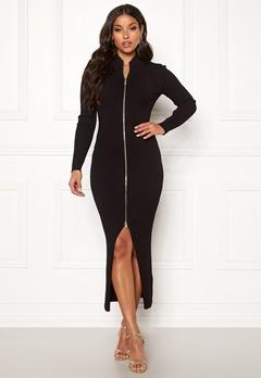 Guess Brigida Dress Noir de Jais Bubbleroom.dk