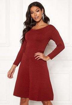 Guess Clelia Dress Russian Red Bubbleroom.dk