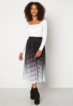 Guess Doyle Skirt FDGY Faded Grey bubbleroom.dk