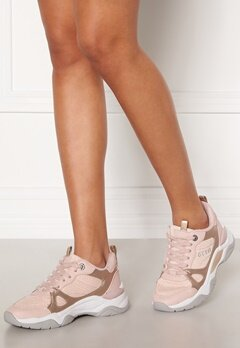 Guess Flaus Sneakers Pink Bubbleroom.dk
