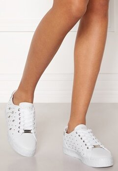 Guess Gladiss Sneakers White Bubbleroom.dk