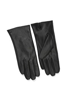 Guess Gloves Black Bubbleroom.dk