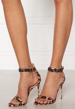 Guess Kahlun High Sandal Leopard Bubbleroom.dk