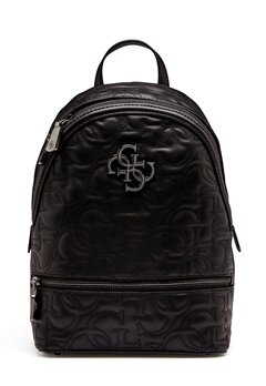 Guess New Wave Backpack Black Bubbleroom.dk